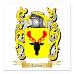 Calder Square Car Magnet 3