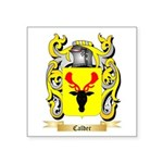Calder Square Sticker 3