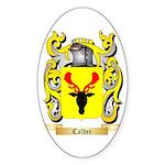 Calder Sticker (Oval)