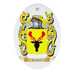 Calder Ornament (Oval)