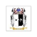 Caldeira Square Sticker 3