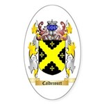 Caldecourt Sticker (Oval)