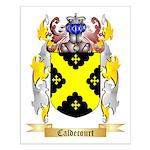 Caldecourt Small Poster