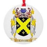Caldecott Round Ornament