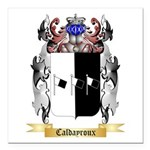 Caldayroux Square Car Magnet 3