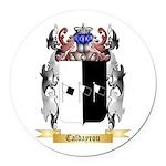 Caldayrou Round Car Magnet