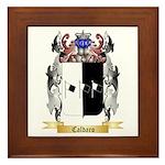 Caldaro Framed Tile