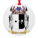 Caldairoux Round Ornament