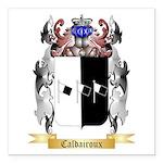 Caldairoux Square Car Magnet 3
