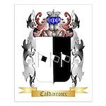 Caldairoux Small Poster