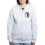 Caldairou Women's Zip Hoodie