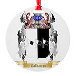 Caldairou Round Ornament