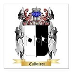 Caldairou Square Car Magnet 3
