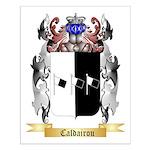 Caldairou Small Poster