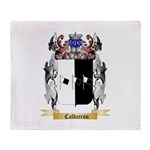 Caldairou Throw Blanket