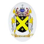 Calcutt Ornament (Oval)