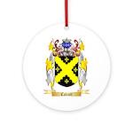 Calcutt Ornament (Round)