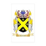 Calcott Sticker (Rectangle 10 pk)