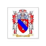 Calcagno Square Sticker 3