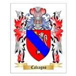 Calcagno Small Poster