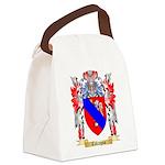 Calcagno Canvas Lunch Bag