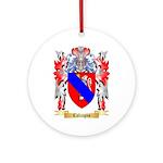 Calcagno Ornament (Round)