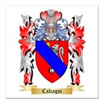 Calcagni Square Car Magnet 3
