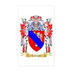 Calcagni Sticker (Rectangle)