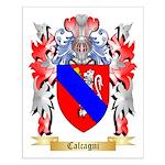 Calcagni Small Poster