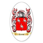 Cairns Sticker (Oval)
