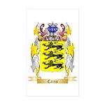 Cains Sticker (Rectangle 10 pk)