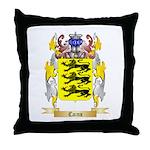 Cains Throw Pillow