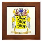 Cains Framed Tile