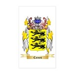 Caines Sticker (Rectangle)