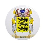 Caines Ornament (Round)
