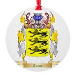 Caine Round Ornament