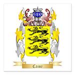 Caine Square Car Magnet 3