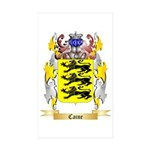 Caine Sticker (Rectangle 50 pk)