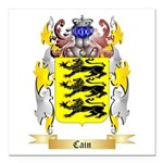 Cain Square Car Magnet 3