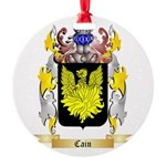 Cain 2 Round Ornament