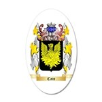 Cain 2 35x21 Oval Wall Decal