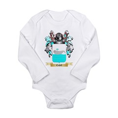 Cahill Long Sleeve Infant Bodysuit