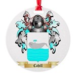 Cahill Round Ornament