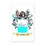 Cahill 20x12 Wall Decal