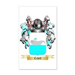 Cahill 35x21 Wall Decal