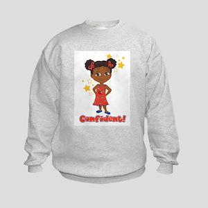 Be Confident! Danza Kids Sweatshirt