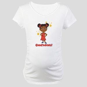 Be Confident! Danza Maternity T-Shirt