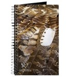 Feather Collage Journal