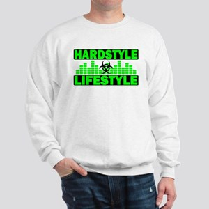 Hardstyle Lifestyle Hazzard and Tempo design Sweat
