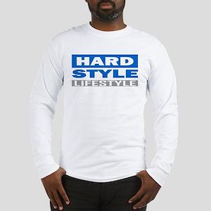 Hardstyle Lifestyle design. Long Sleeve T-Shirt